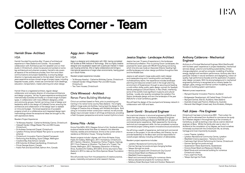 5f999d3ae97b Collett s Corner Stage 1 Competition Public Vote – OHU